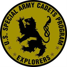U.S. Special Army Cadets Program OCP Patch V02